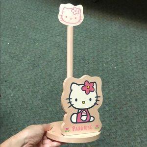 Sanrio Hello Kitty paper towel holder new